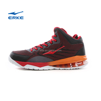 ERKE 2015 high quality men fashion basketball shoes durable sports shoes top selling wholesale