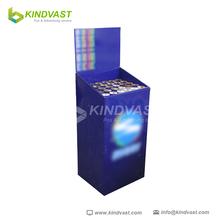 Floor Cardboard corrugated umbrella display stand