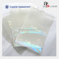 Imports hologram laminating pouches from China to Bolivia with cheap price