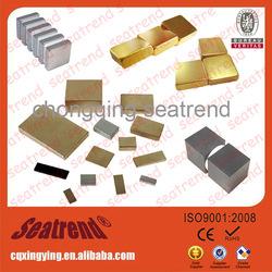 Gold Supplier Sintered Custom Neodymium Magnets For Wind Generators