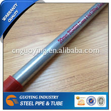 ASTM A53 GR.B Hot-dipped galvanized steel water pipe