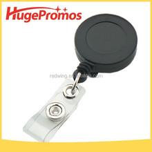 Logo Printed ABS Plastic Badge Reel /Round Badge Reel