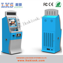 Self Payment Terminal Kiosk For Parking Lot Use