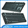 2015 new style intelligence mechanical gaming keyboard for gamer