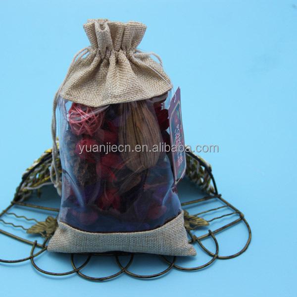 Cheap Jute Coffee Bean Packaging Bags