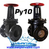 Good quality China valve manufacturer gate valve gear operated
