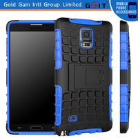 [GGIT] Heavy Duty Combo Case for Note 4 Holster Combo Case for Samsung for Note 4 with Kickstand