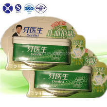 Dentist Herbal and gum protective tooth powder