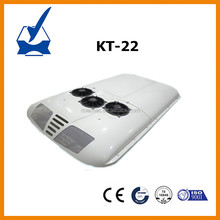 Short delivery bus air conditioner rooftop 24v for sale