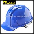 Casco de rescate, casco de la silvicultura, casco del cráneo w-001 azul
