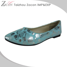 High Quality New Design Colorful New Design Woman Shoes Small Size