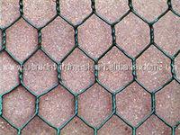 Galvanized hexagonal wire netting/rabbit fencing