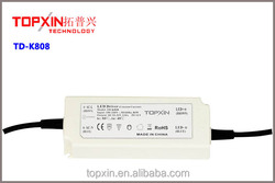 80w 3.5A waterproof electronic led driver for led street light