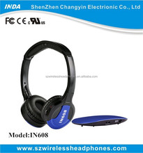 2015 30M High-Definition Stereo Wireless Headphone for TV