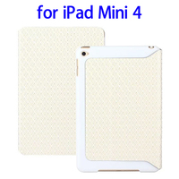2015 best selling factory OEM service protective leather case for ipad mini 4 cover