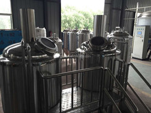 200L beer equipments,used micro brewing machine