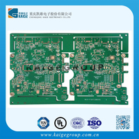 PCBA assembly with components, PCB USB mouse motherboard