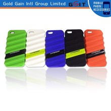 [GGIT] Hotsale PC Silicon Mobile Phone Case for iPhone 4G 5G