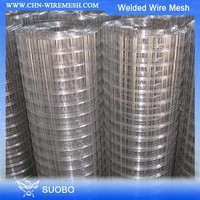 Hot Sale!!!1/4 Inch a193 Pvc Coated Welded Wire Mesh(factory)