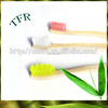 FDA approved bamboo child disposable toothbrush for hotels