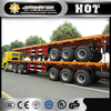 40t low-bed semi trailer zt-l-133