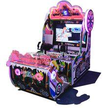 Lsjq- 342 moneta bambini gestite water tiro giochi di pistola lotteria simulatore arcade riscatto gioco fabbrica di macchine