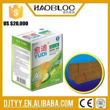Wound Color Adhensive Stretch Band Aid Types , Plastic Strips