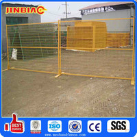 Alibaba Trade Assurance Canadian Temporary Steel Construction Fence