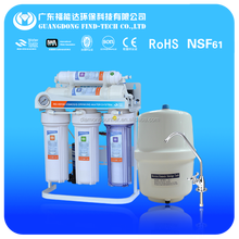 domestic activated carbon filter six stage water purifier