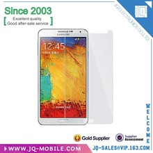 High clear tempered glass film screen protector for Samsung galaxy note 3 n9000