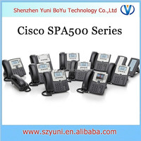 4-line Business-class Cisco SPA504G Cisco IP Phone