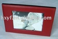 High quality fashion leather photo frame