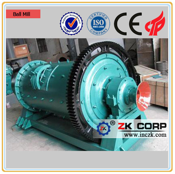Cement Grinding Plant : Cement ball mill grinding unit for tpd clinker