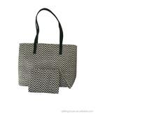Wholesale paper straw set Handbags/beach bags/promotion bags