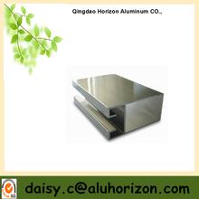 peso de aluminio de perfil