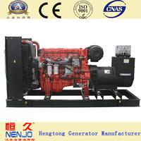 50KW/60KVA Chinese famous brand YUCHAI YC4D85Z-D20 diesel generator set price list