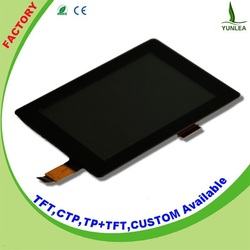 With CE,ROHS 320x480 dots 3.5 inch touch screen display