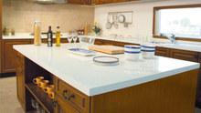 Anti-dirt Quartz Stone Worktops For Kitchen ..