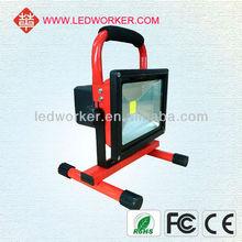 UL portable 2012 new led flood light 20W rechargeable floodlight, emergency floodlight