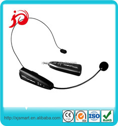 2015 factory direct professional 2.4G wireless microphone for teachers