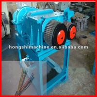 hot sell tyre cutting machine-steel wire peeling machine
