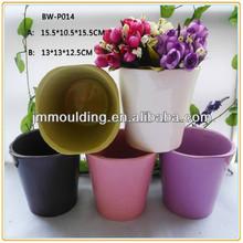 venta al por mayor de cerámica macetas para las plantas