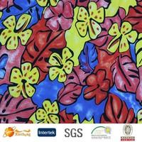 digital nylon lycra print fabric textile printing for bikini