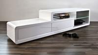 TV-2327 high gloss living room TV cabinet designs