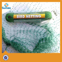 Diamond Mesh Extruded Bird Netting With High Quality factory