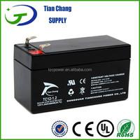12V 1.2Ah Lead Acid Solar PV UPS SLA VRLA LED Light Speaker Tool Battery