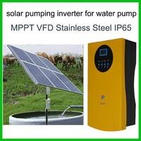 Solar Pump Inverter MPPT VFD Solar VFD Drive
