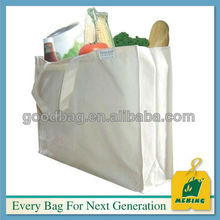 OEM shopping cotton canvas bag made in 13 years experience factory in Guangzhou