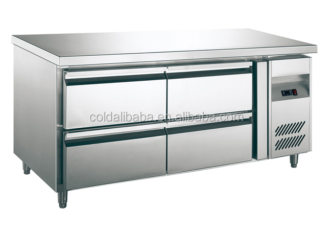 Commercial Workbench Fridge Kitchen Commercial Refrigerator For Hotel Buy Commercial Workbench