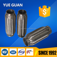 flexible exhaust pipe/exhaust pipe/flexible metal tube